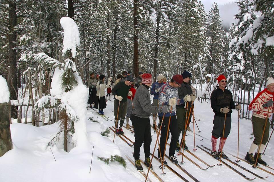 vintage ski fest